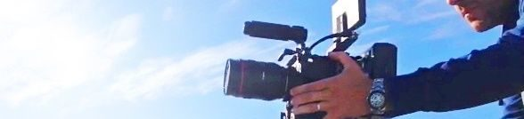 Movie Production equipment, movie cameras and film lights